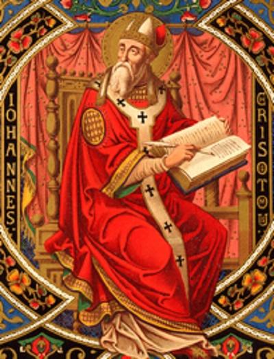 St John Chrysostom 1.27